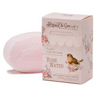 Rose & Co - Finest  Rosewater English Soap