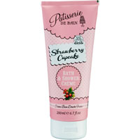 Patisserie De Bain - Strawberry Cupcake Bath & Shower Crème