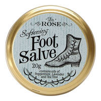 Dr Rose's Apothecary - Softening Foot Salve