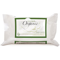 Simply Gentle - Simply Gentle Organic Baby Wipes