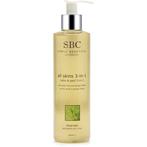 SBC - All Skins 3 in 1 Cleanser