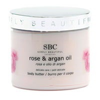 SBC - Rose & Argan Oil Body Butter