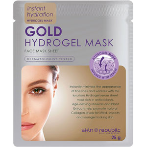 Skin Republic - Gold Hydrogel Face Mask Sheet