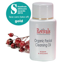 Skin Revivals - Organic Facial Cleansing Oil