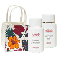 Skin Revivals - 24 Hour Duo (in jute flower bag)