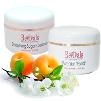 Skin Revivals - Super Cleanse & Nourish Duo