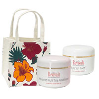 Skin Revivals - Extra Nourishing Duo (in jute bag)