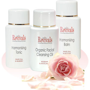 Skin Revivals - Skin Revials Harmonsing Skin Care Set