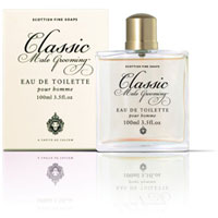 Scottish Fine Soaps - Classic Male Grooming Eau De Toilette