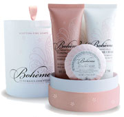 Scottish Fine Soaps - Bohème Luxurious Essentials Gift Set