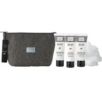 Scottish Fine Soaps - Au Lait Toiletry Bag
