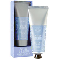 Willow & Bluebell Hand & Nail Cream|9.0000|6.0000