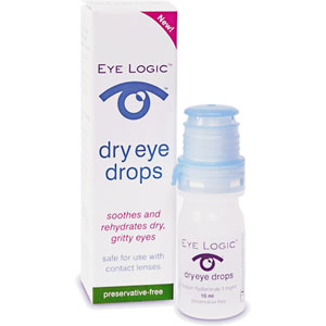 Savant - Eye Logic Dry Eye Drops