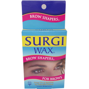 Surgi - Wax Brow Shapers