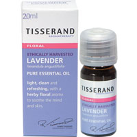 Tisserand Aromatherapy - Ethically Harvested Lavender Oil
