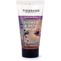 Tisserand Aromatherapy - Rejuvenating Shower & Bath Wash