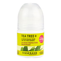 Tisserand Aromatherapy - Tea Tree + 24 Hour Protection Deodorant