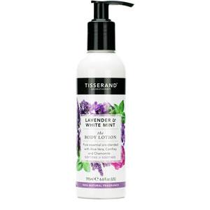 Beauty Naturals Tisserand Aromatherapy Lavender White
