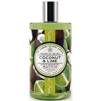 Tropical Fruits - Coconut & Lime Bath & Shower Gel