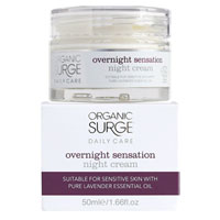 Organic Surge - Overnight Sensation Night Cream