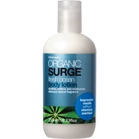 Organic Surge - Fresh Ocean Light Body Lotion