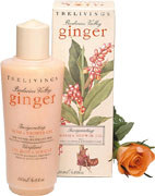 Trelivings - Ginger Bath & Shower Gel