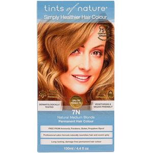 Beauty Naturals Tints Of Nature Permanent Colour 7n