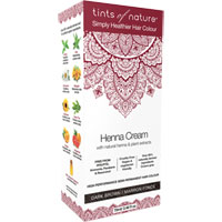 Tints of Nature - Henna Cream