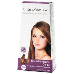 Tints of Nature - Semi-Permanent Colour - 5CBR Copper Brown
