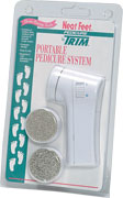Trim - Portable Pedicure System