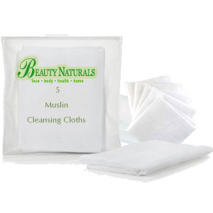Unbranded - Muslin Cleansing Cloths