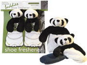 Shoe Buddies - Bamboo Charcoal Shoe Freshener