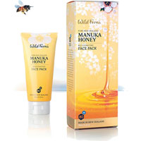Wild Ferns - Manuka Honey Rejuvenating Face Pack