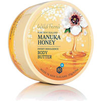 Wild Ferns Pure New Zealand - Manuka Honey Sweet Indulgence Body Butter