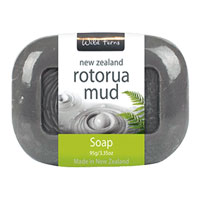 Wild Ferns New Zealand Rotorua Mud - Rotorua Mud Soap