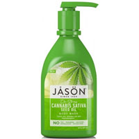 Jason - Cannabis Sativa Seed Oil Body Wash