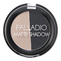Palladio - Herbal Matte Eyeshadow Duo - Skyscraper