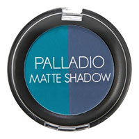 Palladio - Herbal Matte Eyeshadow Duo - City Blues
