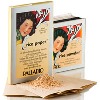 Palladio - Rice Powder & Rice Paper Duo - Warm Beige
