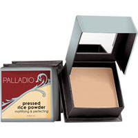 Palladio - Pressed Rice Powder - Natural
