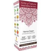 Tints of Nature - Henna Cream - Golden Brown